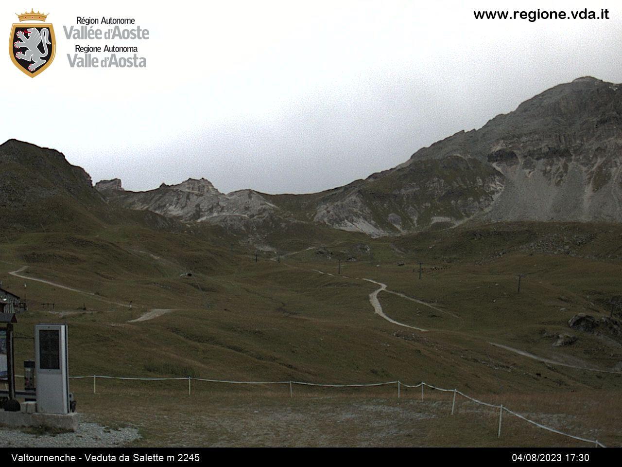 Valtournenche (2.245m.)